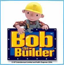 Bob o Construtor. Podemos consertar!
