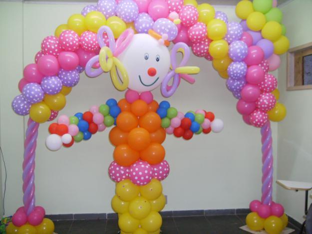 Criatividade em decoração com balões  Wdicas  Wdicas