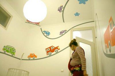 decoração com quadros e escultura de paredes decoração quarto