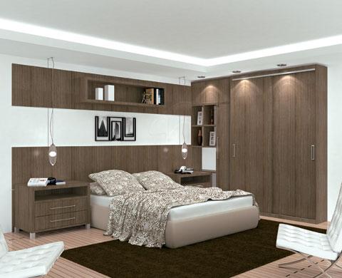 Moveis planejados quartos de casal planejados wdicas for Dormitorio para quarto pequeno