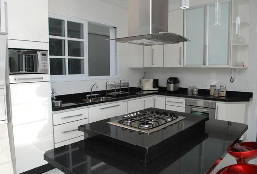 Cozinha Cozinha-planejada-moderna
