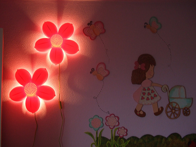 Luminária Infantil Modelos Lindos Para o Quarto Dos