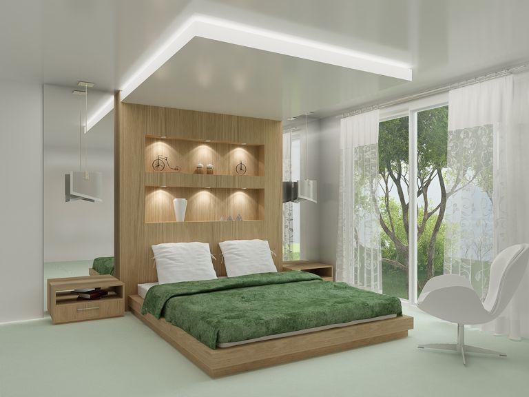 quarto de casal planejados modernos e sofisticados