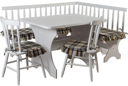 Mesa Para Cozinha Canto Alemão - Wdicas   Wdicas