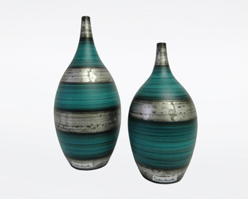 Vasos decorativos toque de modernidade com grande estilo - Objetos decorativos modernos ...