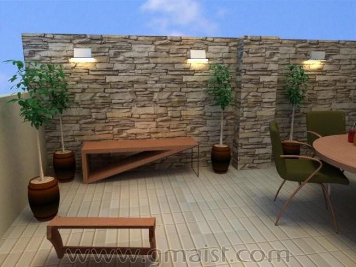 Fotos de revestimento de parede externa em pedra quotes - Revestimiento de parede ...