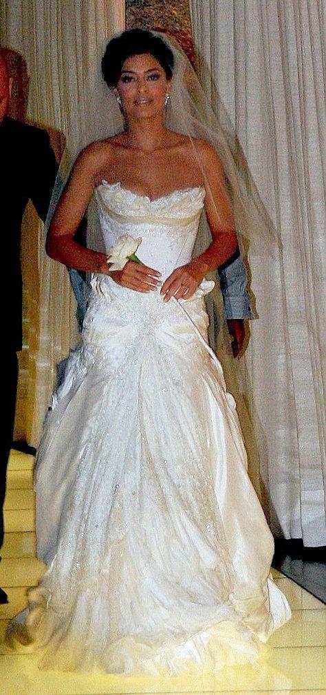 De noiva source http www wdicas com vestidos de noiva das celebridades