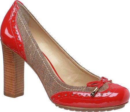298bfb802f Artigos Similares  Sapato Salto Grosso Modelos · Sapatos Femininos ...