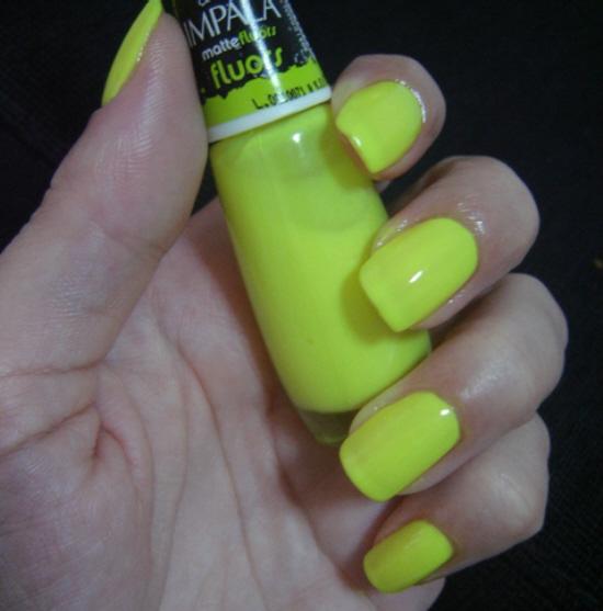 Unhas-fluorescentes