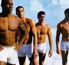 Modelos de cuecas – tem para todo gosto