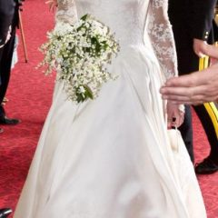 Vestido de Noiva de Kate Middleton