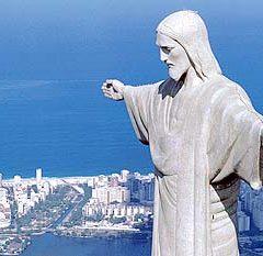 Pontos Turísticos No Rio De Janeiro – Cristo Redentor