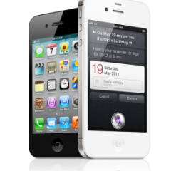 iPhone 4S enfim chegou