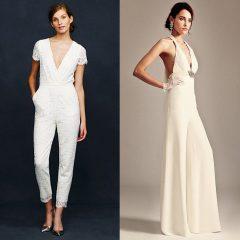 Vestido de Noiva Ou Macacão de noiva?
