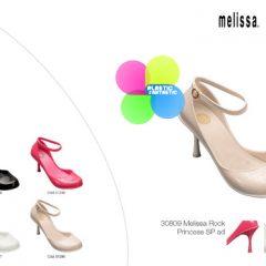 Melissa 2011 – Reeditado Três Novos Modelos – Melissa Gueixa, Imagination e Rock Princess