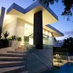 Projeto Arquitetônico Residencial – Algumas Idéias Para Fachadas