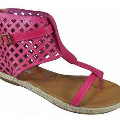 Sapatos Vazados – Em Alta Verão 2012
